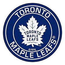 "Toronto Maple Leafs 27"" Roundel Area Rug Floor Mat"