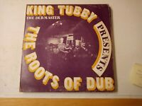 King Tubby ‎– Presents The Roots Of Dub - Vinyl LP 1976