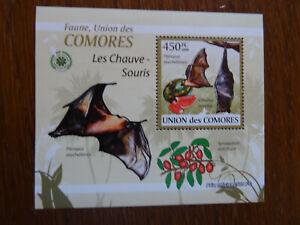 Comoros 2009 Mi# KM 2357, MNH, Bats