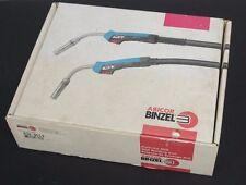 NIB ABICOR BINZEL AUT501DR 180D MIG WELDING GUN 934.9013 W/ LINER 035-045