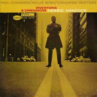 Herbie Hancock – Inventions & Dimensions VINYL LP RECORD