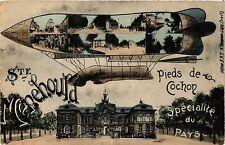 CPA Sainte-Menehould, Pieds de Cochon. Specialité du Pays (346429)