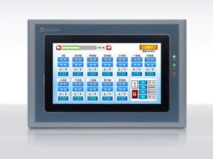 SK-070HS Samkoon 7 inch HMI Touch Screen 800*480 with Ethernet replace SK-070BS