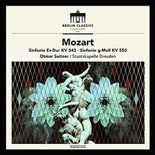 Mozart: Symphonies KV543 & KV550 [New CD]