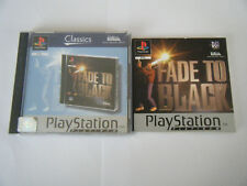 Fade To Black - Sony PlayStation - PS1 - Complet - Occasion