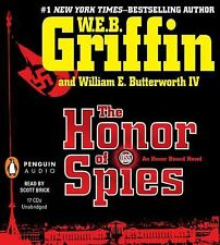 Honor Bound: The Honor of Spies Bk 5, Butterworth and Griffin 2009 CD 170412