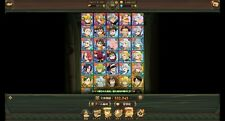 Nanatsu no taizai Jap Early game Account (Best start) Meliodas lostvayne 8 star