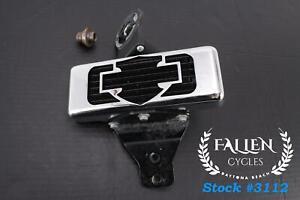 2012 Harley Dyna Switchback Horizontal Mount Engine Oil Cooler & Chrome cover