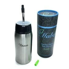 Mabela Stainless Steel Yerba Mate Tea To Go Autocebante Matelisto Bottle Thermo