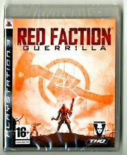 Game PS3 Red Faction Guerrilla New Blister Sony PLAYSTATION 3
