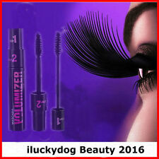 Nice Chic Lengthening Extension Eyelash Transplanting Leopard Gel Fiber Mascara#