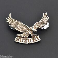 Suzuki volusia intruder marauder Savage Boulevard Motorcycle Metal Badge Pin
