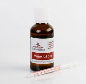 Minoxidil 5% als Lösung 50 ml