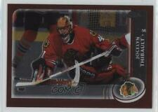2002-03 Topps Chrome Jocelyn Thibault #122