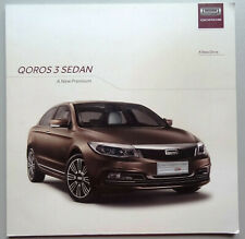 V12069 QOROS 3 SEDAN - CATALOGUE - NON DATE - 25x25 - CHINA