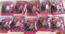 HASBRO TROLLS SERIES 6 COLLECTIBLE FIGURE BLIND BAG LOT (10) SHIPS FAST