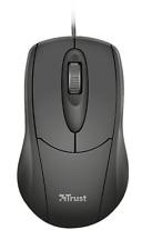 Mouse Trust Ziva - USB Black 21947 PC Desktop Notebook
