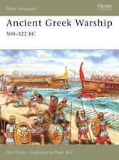 Osprey New Vanguard 132 Ancient Greek Warship 500-322 BC by Nic Fields Peter Bul