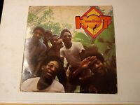 The Equators ‎– Hot Vinyl LP 1981