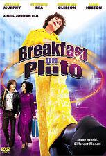 Breakfast on Pluto DVD Cillian Murphy Liam Neeson BRAND NEW