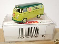 MICRO WIKING HO 1/87 VW VOLKSWAGEN COMBI KOMBI T1 CLAAS KASTENWAGEN IN BOX