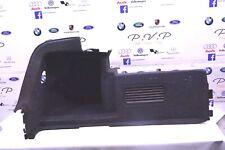 AUDI B6 A4 CABRIOLET 05 2.5L TDI V6 NEARSIDE PASSENGER REAR BOOT TRIM 8H0863887