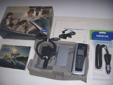 Nokia 9500 Communicator Original 2004 Single + Accessories Box Complete Original