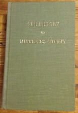 CANADIANA Reprint The History of the County of Middlesex, Canada Pub 1972