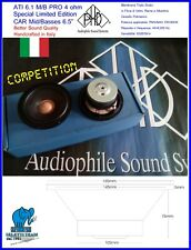 Altoparlanti Speakers PHD ATI 6.1 MB PRO Competition Limited CAR Woofer Midbass