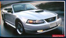 Prospekt brochure 2002 Ford Focus   Mustang   ZX2 (USA)