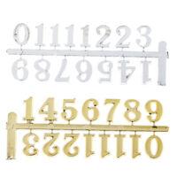 Restore ancient ways Digital accessories Quartz Clock Movement for Clock RepaiEO