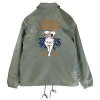 Last 1 Japan 5745 XL size  Princess Mononoke Coach Jacket Studio Ghibli