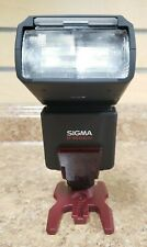 *Sigma EF-610 DG ST Electronic Flash for Canon Pre-owned Free Shipping