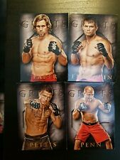 Topps ufc 2014 Champions Octagon Greats Lot 5