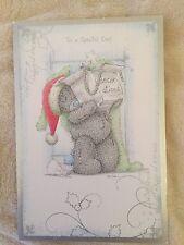 """""""pour une Spéciale Papa"""" Me to You Tatty Teddy Carte de Noël de 99p"""