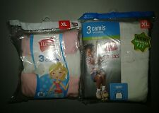 New 6 Girls Hanes Camis Size XL