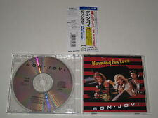 BON JOVI/BURNING FOR LOVE (PPDM 1001) JAPAN MAXI CD+OBI