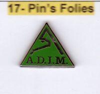 Pin's Arthus Bertrand ADIM