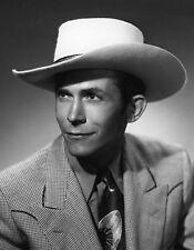 Hank Williams Sr., 8x10 B&W Photo