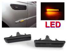 DEPO Light Bar LED Smoke Side Marker Light For 01-06 BMW E46 M3 2D Coupe/Cabrio