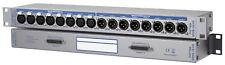 RME DTOX-16IO Analog Breakoutbox 8 XLR Inputs Breakout Box DTOX16IO 16 I/O 16I/O