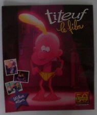 ALBUM PANINI TITEUF LE FILM 2011