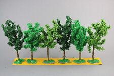 V800 FR maquette Ho train diorama Ref 8651 6 arbre 140mm Hetre Orme Charme