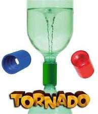 10X TORNADO TUBE Vortex cyclone 2liter bottle connector Physics Science Class