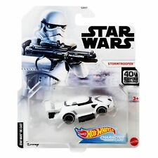 Hot Wheels Star Wars 2020 - *the Empire Strikes Back 40th* Stormtrooper 3