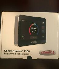 Lennox ComfortSense 7500 , Programmable Touch Screen Thermostat