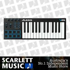 Alesis V25 25 Note USB Keyboard Controller w' 8 Pads *BRAND NEW*