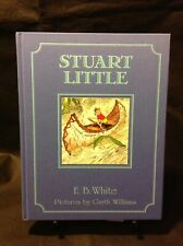 Stuart Little Book Full Color Edition July 2016 Hardcover Gold Page Edges