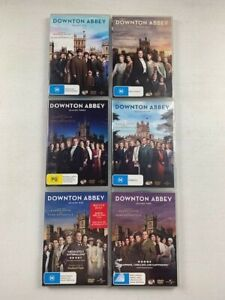 Downton Abbey: The Complete Collection Seasons 1-6 DVD