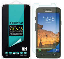 TechFilm® Tempered Glass Screen Protector Saver For Samsung Galaxy S7 Active